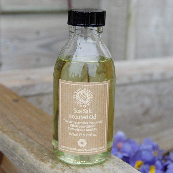 sea salt diffuser refill bottle 150ml